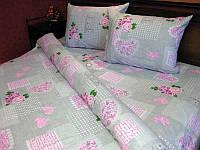 Комплект постельного белья Tirotex бязь двойной двуспальный 22