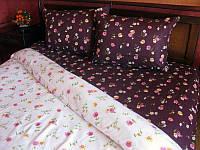 Комплект постельного белья Tirotex бязь двойной двуспальный 26