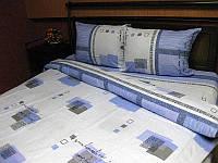 Комплект постельного белья Tirotex бязь двойной двуспальный 33