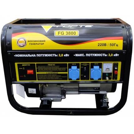Генератор бензиновый Forte FG3800, фото 2