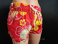 Летние женские шорты с карманами, фото 1