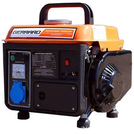 Генератор бензиновый Gerrard GPG950, фото 2