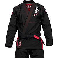 Кимоно Venum Elite  BJJ  A1.5 black/red