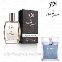 Мужская парфюмированная вода FM 226 аромат Hugo Boss Pure (Хьюго Босс Пьюр) FM Group