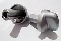 Ручка газовая серебристая для плиты Ардо Ardo 326158500, 651066890