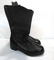 Сапоги кожаные N.Y. 26.5 (стелька - 25.5 см)