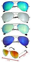 Солнцезащитные очки детские авиаторы, капли №2