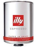 Кофе ILLY 3 кг. в зернах,Италия, элитная арабика