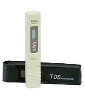 Портативный тестер ( анализатор) качества воды TDS метр TDS-3 М ( СОЛЕМЕР)