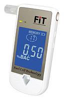 Профессиональный алкотестер FIT233-LC с электрохимическим датчиком, LCD дисплеем