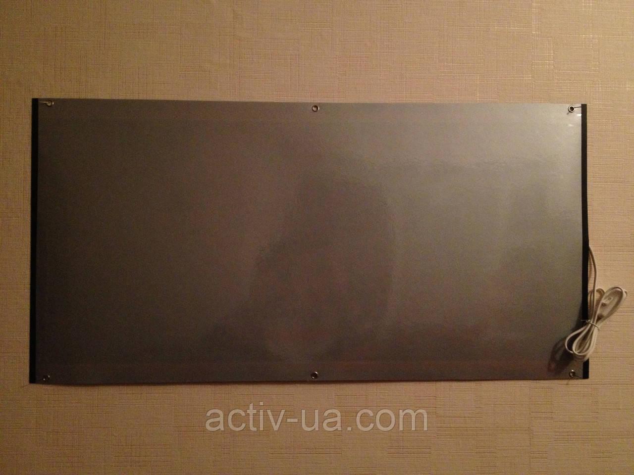 Універсальний настінний обігрівач для балконів, під вікна, батареї. Розмір: 120*50 див. Україна