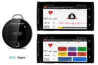 Беспроводной кардиомонитор Hygeia H7 со встроенным FM радио, USB, TF картой