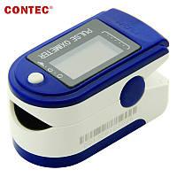 Пульсоксиметр CMS50C цветной OLED дисплей, CONTEC