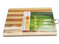 Разделочная доска бамбуковая 16*26 см.