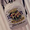 Рюкзак с принтом собаки, фото 9