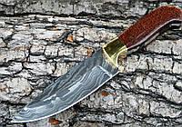Нож дамасский Клинок ручная работа K1 059