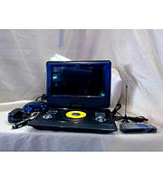 "Портативный DVD  плеер 13.8"" TV, FM, COPY, DVD-ROM, TXT,  PHOTO    . e"