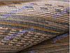 Безворсовый ковер-рогожка Balta Стар орнамент светлый, фото 3