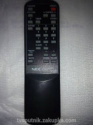 Пульти для техніки фірми NEC