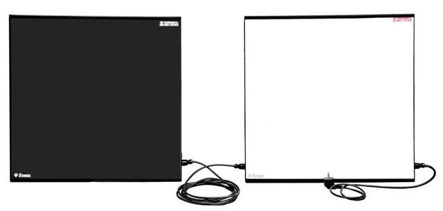 Керамическая обогреватель конвекционного типа Stinex Plaza Ceramic 350/220 white