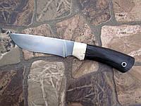 """Нож ручной работы """"Варяг"""" из порошковой стали Ди-90, длина 240 мм"""