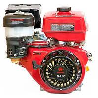 Двигун бензиновий на мотоблок WEIMA WM188F-Т (13 к. с., шліци Ø25мм, L=36,5 мм)