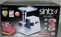 Мясорубка электрическая SINBO SHB-3074 1500W, с насадками