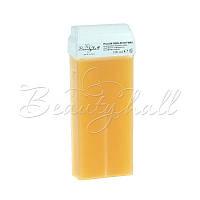Воск в кассете натуральный  Beautyhall Yellow (Италия)
