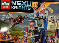 Конструктор NEXU Knights Библиотека Мерлока