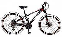 Велосипед Mascotte Stimul 26 Черно-белый