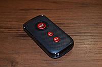 Кнопочный мобильный телефон-раскладушка Clamp Black, Бабушкофон на 2 сим, Большые кнопки, SOS