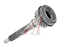 Вал первичный КПП ВАЗ 2105 5-ст. в сб. (с венцом, подш.) (18 зуб) (пр-во АвтоВАЗ)
