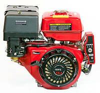 Двигатель бензиновый WEIMA WM190FЕ-S (HONDA GX420, шпонка Ø25мм, эл.старт) Бесплатная доставка