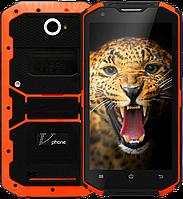 "Vphone X3 (NO.1 X2i), IP-68, 13 Mpx, 16 GB, ОЗУ 2 GB, 4500 мАч, Android 5.1, GPS, 3G, дисплей 5.5"""