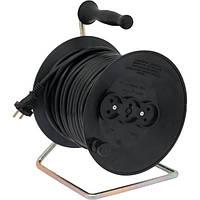 Удлинитель на катушке 50м (2х1,5) 3 кВт
