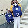 Сумка-рюкзак для города с модным принтом оленя, фото 8