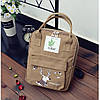 Сумка-рюкзак для города с модным принтом оленя, фото 5