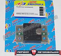 Регулятор напряжения /шоколадка/ КАМАЗ, МАЗ на ген. 21.3771, Г273 (Авто-Электрика)