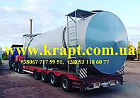 Резервуар для нефтепродуктов ГСМ  55 м.куб.