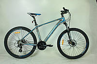 Велосипед Mascotte Chameieon серо-сине-белый