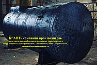 Резервуар для хранения трансформаторного масла 15 м.куб. двустенный