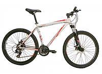 Велосипед Mascotte Status MD 26 бело-красный 2015