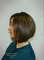 Окрашивание волос, шатуш