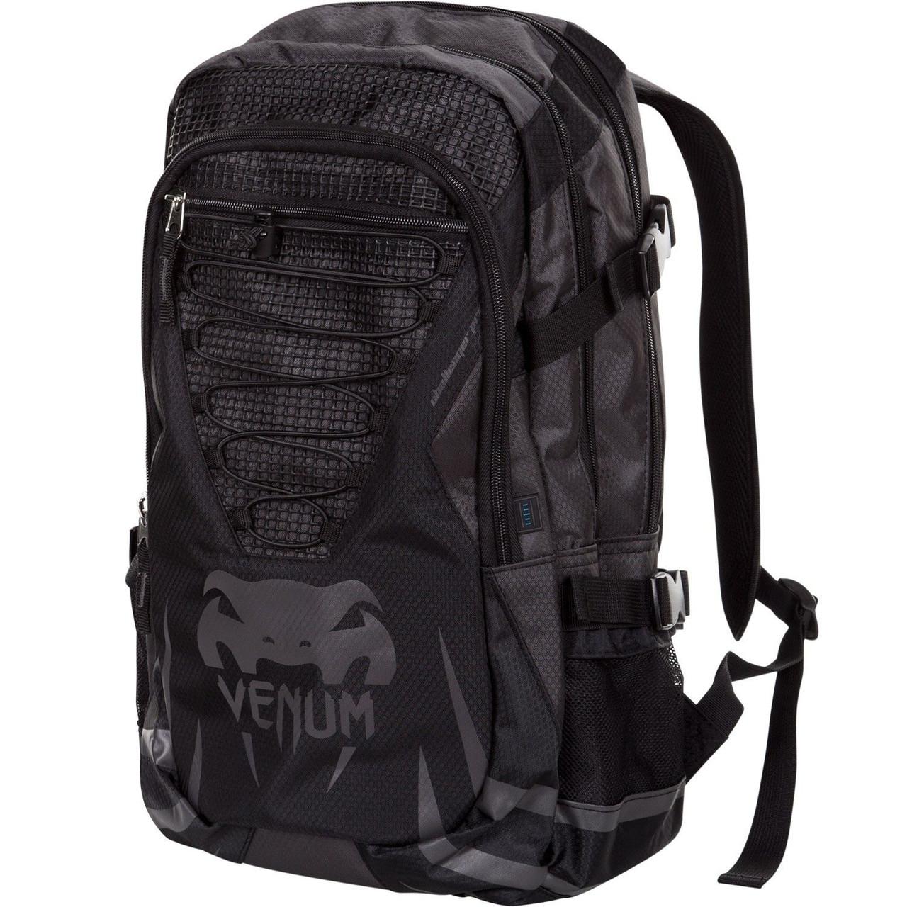 Рюкзак для тренировок Venum Challenger Pro black