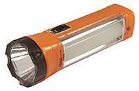 Фонарь аккумуляторный Yajia YJ-1052 ручной, фото 1