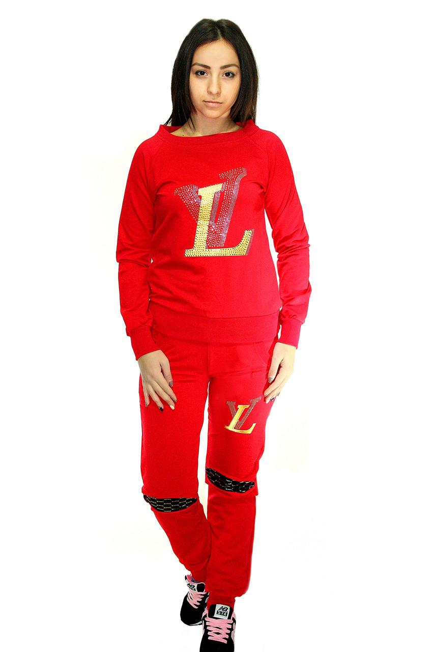 Спортивный костюм Oscar Fur ск-4-2  ярко-красный
