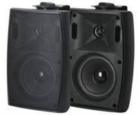"""Ак.система L-Frank Audio HYB125-4TB 4"""", 15-25Вт, 100В, черный"""