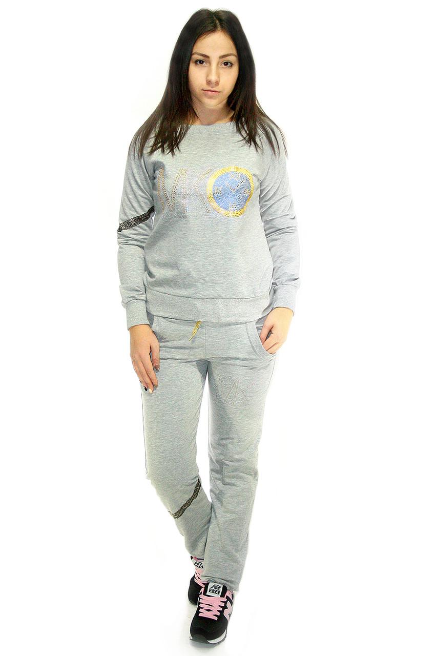 Спортивный костюм Oscar Fur СК-5 светло-серый