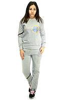 Спортивный костюм Oscar Fur СК-5 светло-серый, фото 1