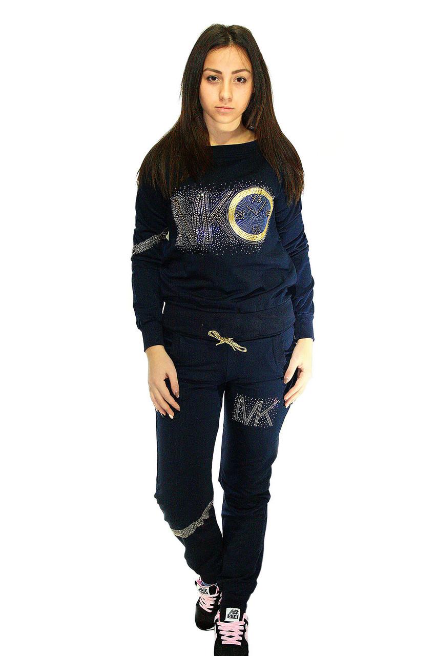Спортивный костюм Oscar Fur  СК-5-1 темно-синий